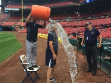 bud ice bucket challenge
