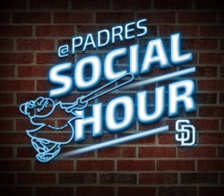 Social Hour logo bricks