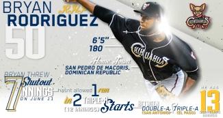 Bryan Rodriguez AAA